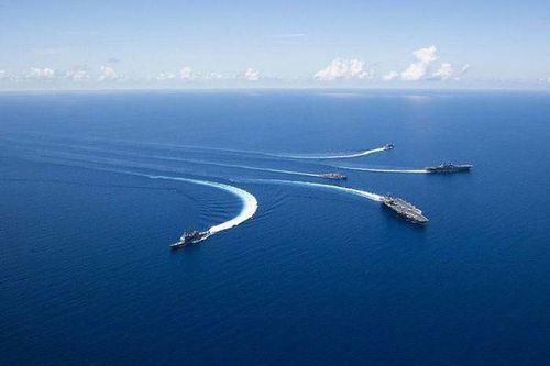 Nghị sĩ Mỹ muốn thể hiện 'sự cứng rắn' với Trung Quốc ở Thái Bình Dương