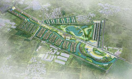 Quy hoạch Khu nhà vườn du lịch sinh thái và sân tập golf Vân Tảo: Hình thành khu vui chơi, giải trí hiện đại