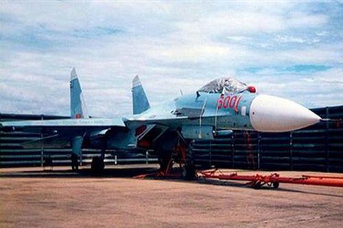Chuyện chưa biết về tiêm kích Su-27 hiện đại nhất Việt Nam một thời