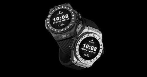 Hublot ra mắt đồng hồ thông minh giá trên 5.000 USD