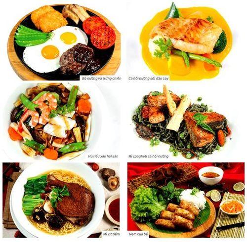 Trải nghiệm ẩm thực Việt Nam và châu Á