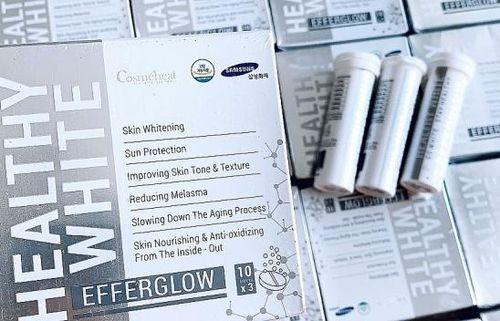 Cẩn trọng với thông tin quảng cáo sản phẩm CosmeHeal Healthy White EfferGlow trên một số website