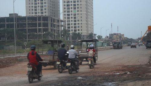 Thanh tra toàn diện Dự án xây dựng tuyến đường Nguyễn Tam Trinh