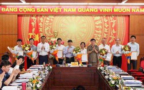 Lâm Đồng, Đắk Lắk, Tiền Giang bổ nhiệm nhân sự, lãnh đạo mới