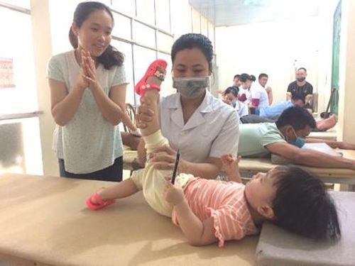 'Hồi sinh' khát vọng cho trẻ em khuyết tật