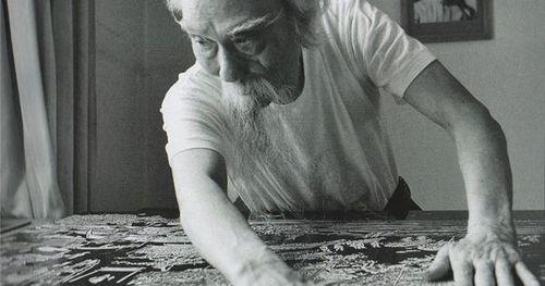 '100 mùa sen nở' của họa sĩ Thuận