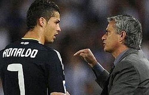 Mourinho và Ronaldo từng suýt 'ăn thua đủ' với nhau