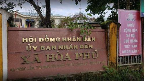 Đảng bộ xã Hòa Phú thực hiện tốt nhiệm vụ KT-XH, QP- AN phục vụ Đại hội Đảng lần X nhiệm kỳ 2020-2025