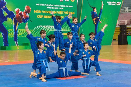 Cúp Nestlé MILO: Khích lệ tinh thần thể thao học đường