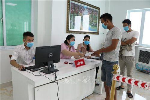 Hải Dương tổ chức khám sức khỏe, kiểm tra việc sử dụng ma túy đối với lái xe