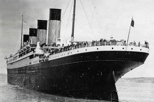 Sự thật không khỏi giật mình về con tàu Titanic
