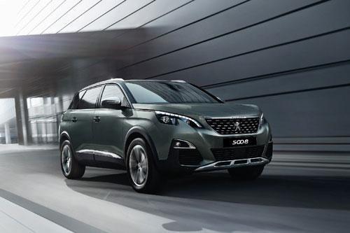 Bảng giá xe Peugeot tháng 6/2020