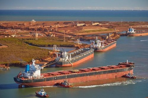 Quặng sắt tiếp tục tăng giá mạnh, Brazil đóng cửa nhiều mỏ khai khoáng lớn