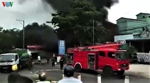 Thêm một nạn nhân qua đời vì xe bồn chở xăng bốc cháy