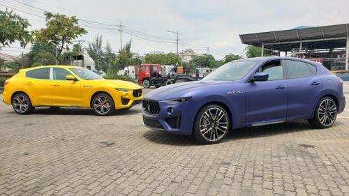 Maserati Levante Trofeo hàng độc về VN - siêu SUV giá trên 14 tỷ