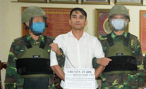 Nhận án tử hình vì vận chuyển ma túy qua biên giới