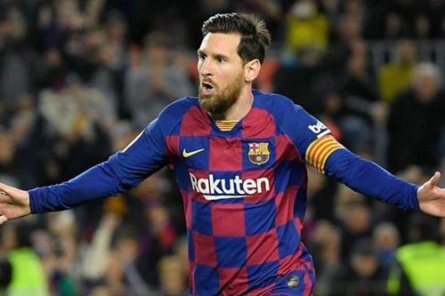 Messi dẫn đầu top 10 ngôi sao có màn trình diễn tốt nhất La Liga mùa này