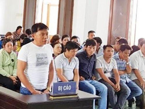 Phú Yên: Phiên tòa xét xử có 63 bị cáo tham gia
