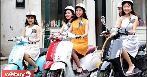 Gợi ý mua xe máy 50cc dưới 25 triệu để sáng mẹ túc tắc đi chợ, con học cấp 3 trưa dùng đi học