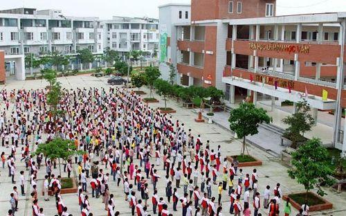 Thanh Hóa: Thêm nhiều trường đạt chuẩn quốc gia năm 2020