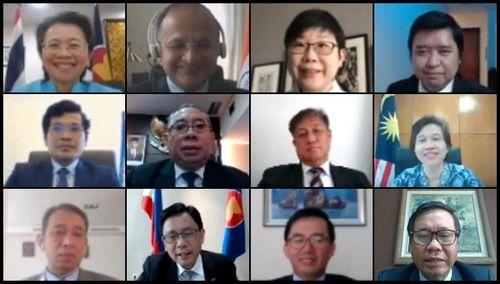 Thúc đẩy mối quan hệ đối tác chiến lược ASEAN-Ấn Độ