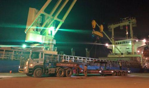 Có giấy phép Cảng Tân Thuận Đông vẫn không cho doanh nghiệp chở hàng