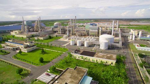 Dự án thu hồi CO2 tại Nhà máy Đạm Cà Mau được đánh giá cao