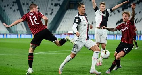 Giải tỏa cho Serie A