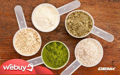 Gợi ý 5 thực phẩm bổ sung cần thiết cho người tập thể hình