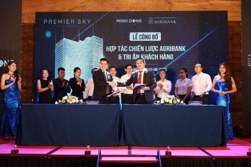 Dự án 5 sao Premier Sky Residences được Agribank bảo lãnh