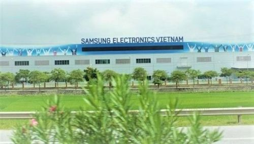 Kể chuyện 'hậu trường' cấp điện cho Samsung