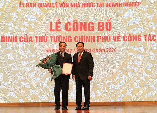 Ông Phạm Đức Long giữ chức Chủ tịch Hội đồng thành viên VNPT