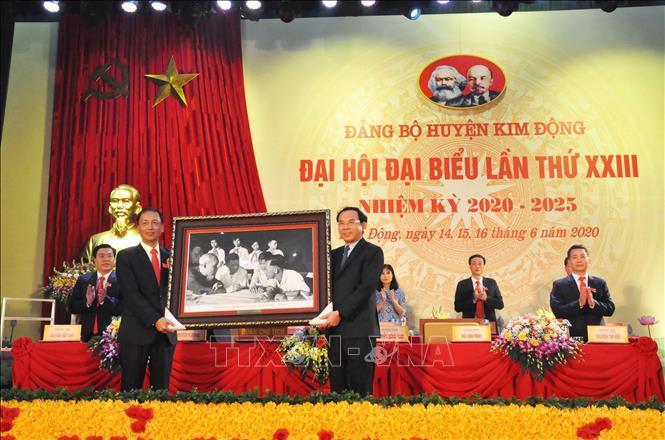 Hưng Yên: Xây dựng Kim Động trở thành trung tâm thương mại, dịch vụ lớn về nông sản
