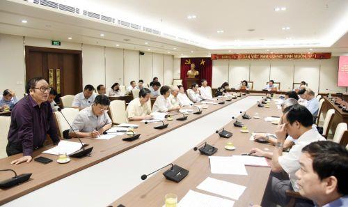 Hiến kế để xây dựng Thủ đô phát triển