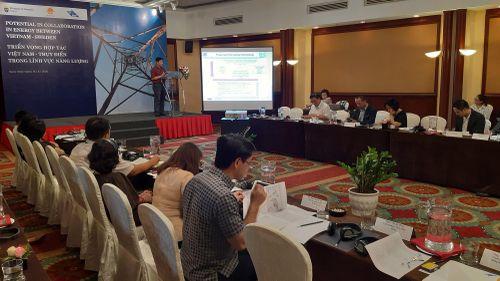 Thụy Điển muốn hợp tác với Việt Nam phát triển năng lượng tái tạo