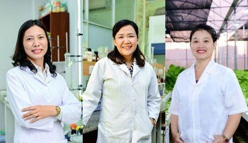 Ba nữ khoa học người Việt lọt top 100 nhà nghiên cứu tiêu biểu châu Á