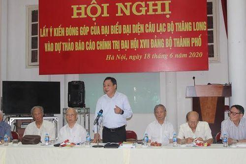 Hà Nội phải nỗ lực giữ vững danh hiệu 'Thành phố vì hòa bình', thanh lịch, văn minh