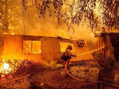 Công ty Mỹ thừa nhận gây cháy rừng làm 85 người chết