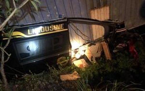 Ba nạn nhân đi xe limousine gặp nạn tử vong ở Quảng Ninh đều làm công ty du lịch, một người là giám đốc