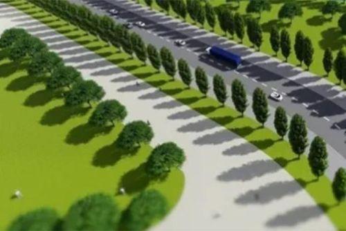 Dự án Dải cây xanh cách ly Cụm Công nghiệp Đắc Lộc: Còn 2 hộ chưa bàn giao mặt bằng