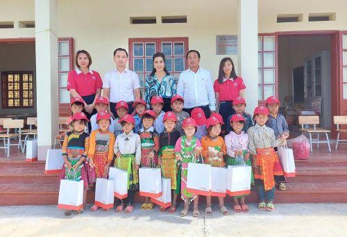 Quỹ Toyota Việt Nam hỗ trợ nâng cấp điểm trường cho trẻ em vùng cao tại Sơn La