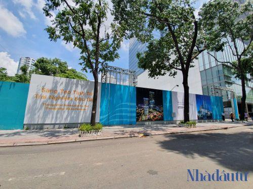 Xây dựng sai quyết định đầu tư, dự án Saigon Centre-II suốt 24 năm vẫn chỉ là bãi đất trống