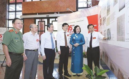 Phó Chủ tịch Thường trực Hội Nhà báo Việt Nam Hồ Quang Lợi: Độ tin cậy là điều cốt lõi khẳng định vai trò của báo chí