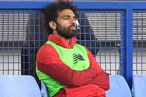 Klopp lý giải nguyên nhân cất Salah trên ghế dự bị ở derby Merseyside