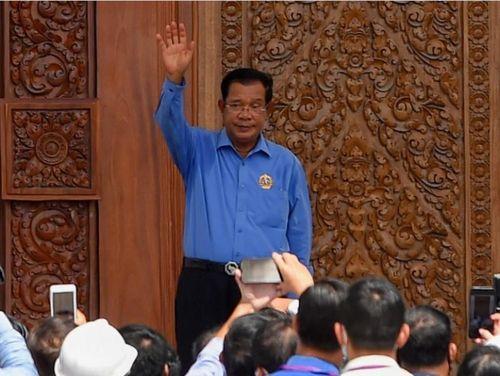 Ông Hun Sen nói phe đối lập chờ kiếp sau nếu muốn nắm quyền