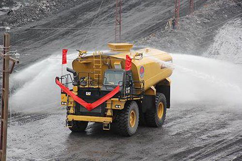 TKV cam kết hạn chế thấp nhất ô nhiễm bụi than tại các bãi thải