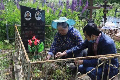 Chân dung người chiến sĩ cộng sản Việt Nam trên đất Nga