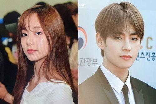 Ảnh cũ của V (BTS) và Tzuyu (Twice) đột nhiên hot trở lại