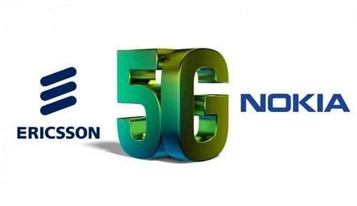 Mỹ dự tính mua lại Ericsson và Nokia nhằm cạnh tranh với Huawei