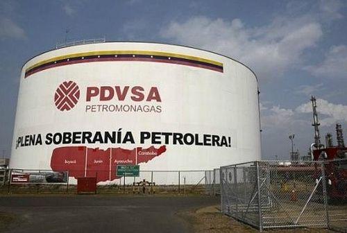Nhà máy lọc dầu lớn nhất Ấn Độ ngừng nhập khẩu dầu của Venezuela